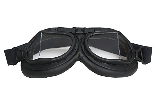 xcoser® MM4 nux Goggles Gothic Glasses Costume Props With Adjustable Strap C -