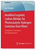 Modified Graphitic Carbon Nitrides for Photocatalytic Hydrogen Evolution from Water: Copolymers, Sensitizers and Nanoparticles (BestMasters)