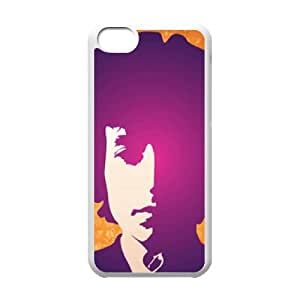 YYCASE Print Bob Dylan Pattern Hard Case for iPhone 5C