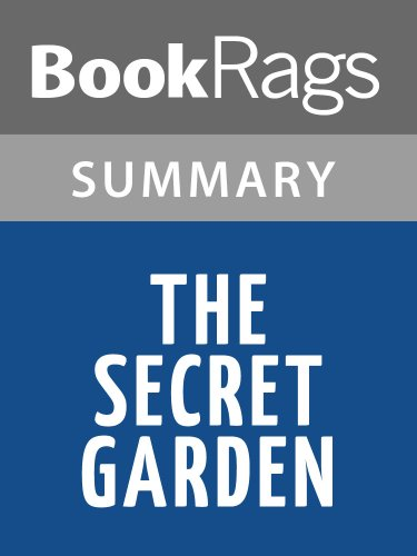 summary study guide the secret garden by frances hodgson burnett by bookrags - The Secret Garden Summary