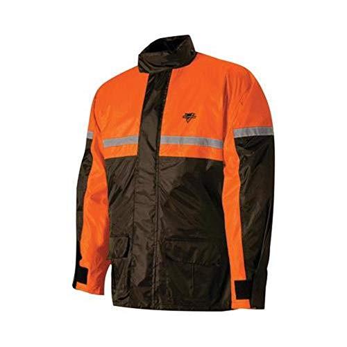 (Nelson-Rigg CSR-6000-ORG-06-3XL SR-6000 StormRider 2-Piece RainSuit, Size: 3XL, Distinct Name: Orange, Gender: Mens/Unisex, Primary Color: Orange)