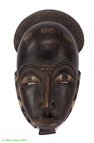 Mask Ivory Coast African Art ()