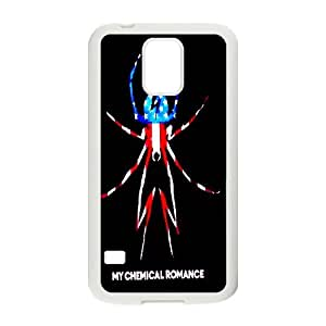 [H-DIY CASE] For Samsung Galaxy S5 -Love Music - Love My Chemical Romance Band-CASE-17