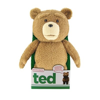 ted talking bear r rated - 1