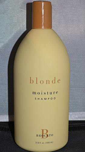 Brocato Blonde Moisture Shampoo 33.8oz Conditions Dry - Shampoo Brocato Moisture