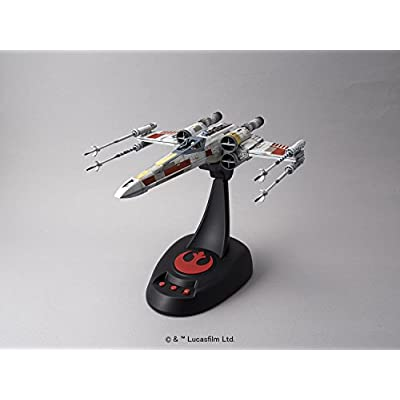 Star Wars X-Wing Starfighter Moving Edition: Toys & Games