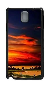 Samsung Note 3 Case landscapes nature 69 PC Custom Samsung Note 3 Case Cover Black