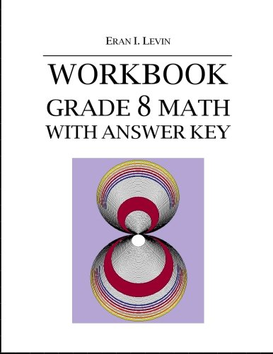 Workbook - Grade 8 Math with Answer Key