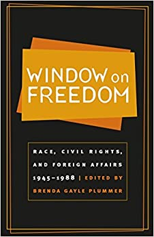 Rising Wind: Black Americans and U.S. Foreign Affairs, 1935-1960 by Brenda Plummer (2009-04-27)