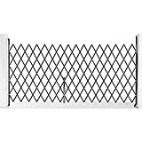 Single Folding Security Gate, 14-1/2''W to 7-1/2'W x 6-1/2'H