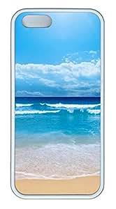 iPhone 5 5S Case Shuitianyise TPU Custom iPhone 5 5S Case Cover White