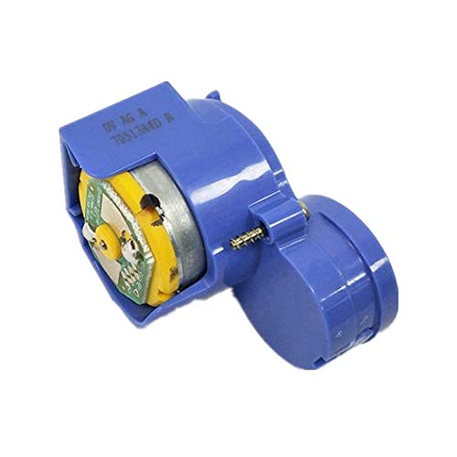 (ADkey Side Brush Motor Module Parts Replacement for Irobot Roomba 500/600/700/800/900 Series (Side Brush Motor Module Blue))