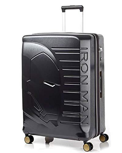 88e523e886 Amazon   H-TRAVEL サムソナイト マーベルアイアンマン スーツケース キャリーケース SUITCASE 旅行 出張 TSAロック(海外直送品)    スーツケース