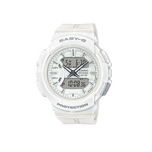 08e70cc19fe08 Casio BGA-240-7A Baby-G White Analogue Digital Running Women s Watch  Amazon .ca  Watches