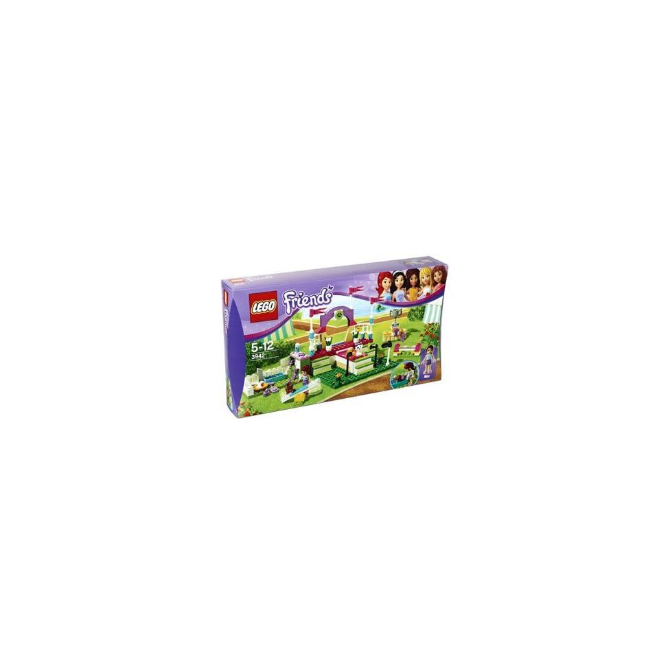 LEGO Friends Heartlake Dog Show 3942