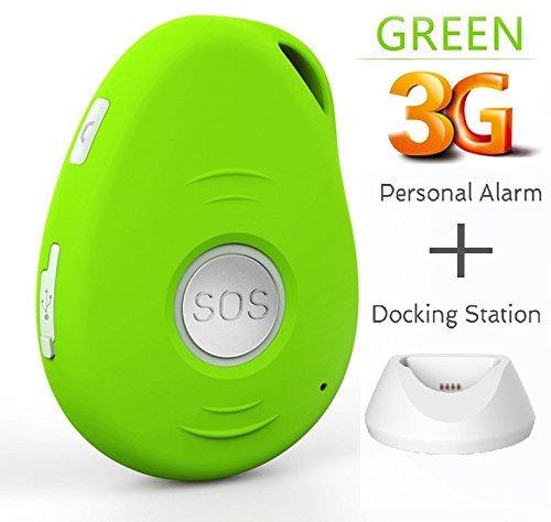 3g visionone gps tracker personal alarm charging dock. Black Bedroom Furniture Sets. Home Design Ideas
