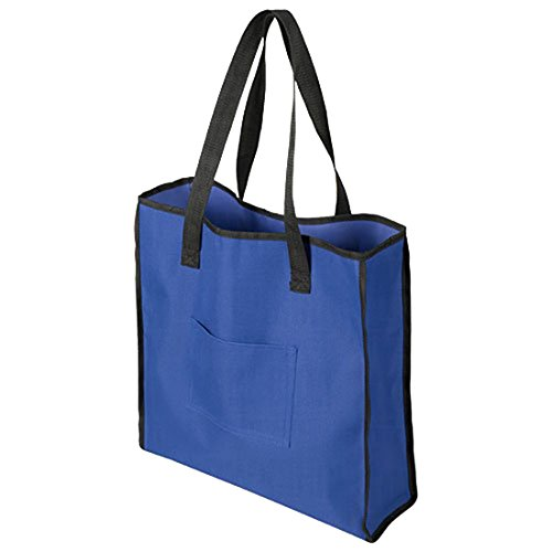 Stadium Cushion Tote - Stadium Chair Carry Bags Royal