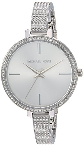 - Michael Kors Women's 'Jaryn Quartz Stainless Steel Casual Watch, Color:Silver-Toned (Model: MK3783)