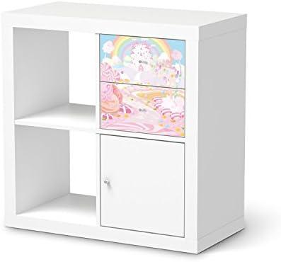 Niños-habitaciones crea para cajones estantería IKEA kallax ...
