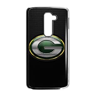 LG G2 Phone Case Black Green Bay Packers VEN786604