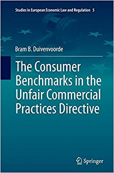 Descargar Bit Torrent The Consumer Benchmarks In The Unfair Commercial Practices Directive Patria PDF