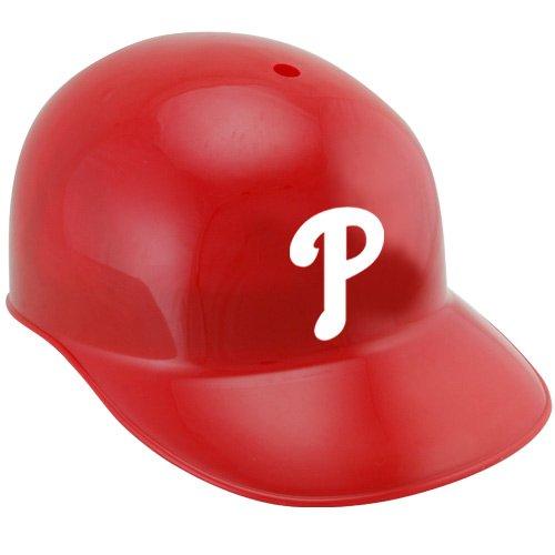(Rawlings MLB Philadelphia Phillies Red Full Size Replica Helmet)