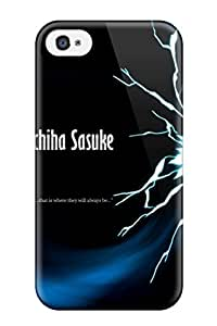 Quality ZippyDoritEduard Case Cover With Sasuke Nice Appearance Compatible With Iphone 4/4s