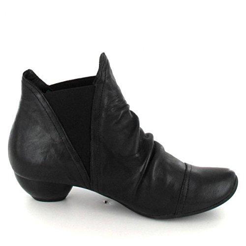 Damen Aida Chelsea Boots Schwarz Think! Damen Aida Chelsea Boots Schwarz ...