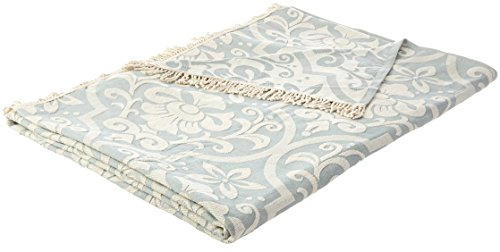 LaMont Home All Over Brocade Collection - 100% Cotton Woven Bedspread
