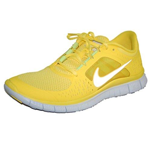 Nike Lunar Caldra, Scarpe da Fitness Uomo Giallo/Grigio