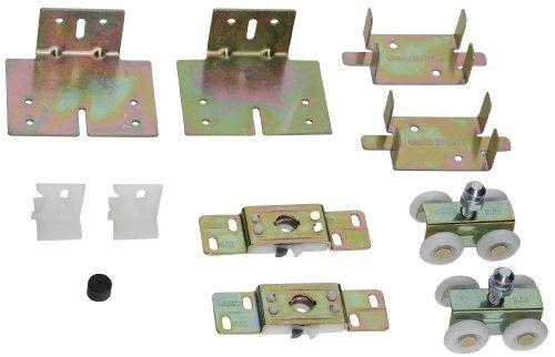 Stanley Hardware Center - Stanley Hardware S830-794 PD150 Pocket Door Replacement Kit in Zinc plated