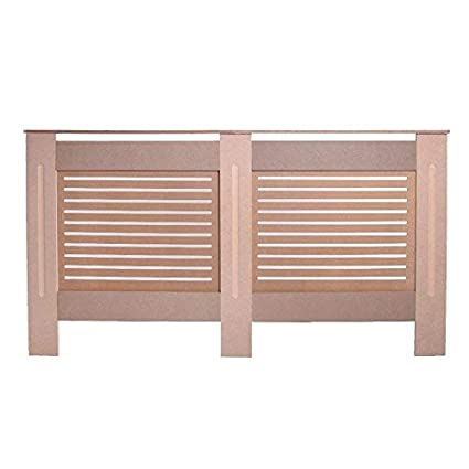 Decopana - (152 x 81 x 19 cm)  Cubierta de Radiador Calefactor Panel de