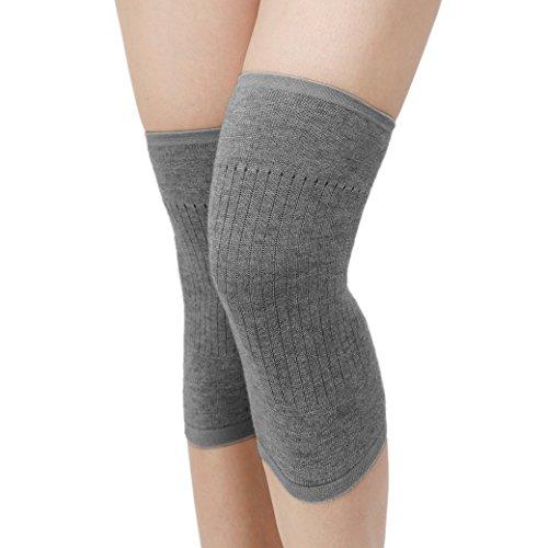 Flammi Cashmere Knee Sleeves Lightweight Soft Knee Warmer