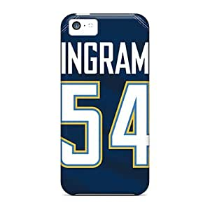 Cute High Quality Iphone 5c San Diego Chargers Case