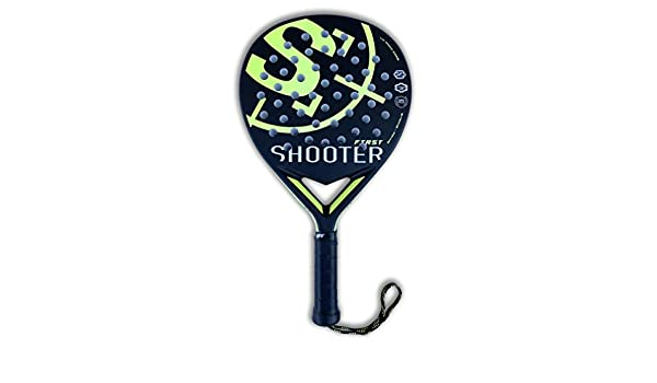 Pala de Padel Shooter First: Amazon.es: Deportes y aire libre