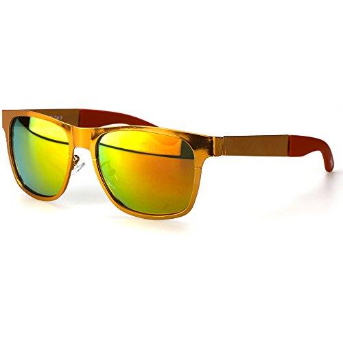 Sense42 | Retro Sonnenbrille | Vintage Look für Damen und