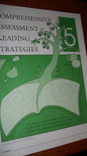 Comprehensive Assessment of Reading Strategies - Book 5