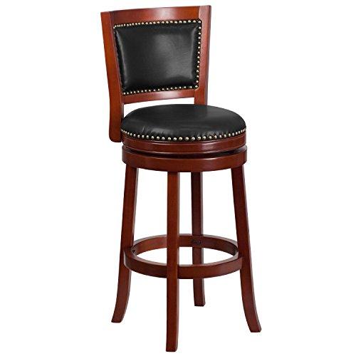 flash-furniture-30-high-dark-cherry-wood-barstool-with-walnut-leather-swivel-seat