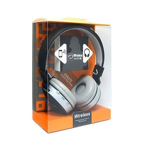 Shopee Ms 881a Bluetooth Wireless Headphone For Pc And Amazon In Electronics