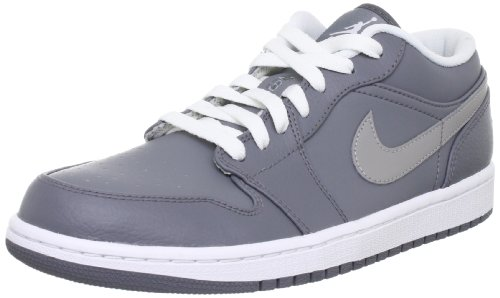 afac2a9f8ebc7e NIKE Air Jordan 1 Retro Low Top Basketball Gym Shoes - 553558-003 Size 9.5  - Buy Online in Kuwait.