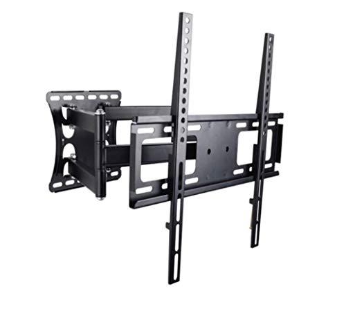 (LIYANDSZJ 32-55 Inch TV Wall Bracket Tilt & Swivel LCD TV Rack Super Strong 36kg Weight Capacity Stand)