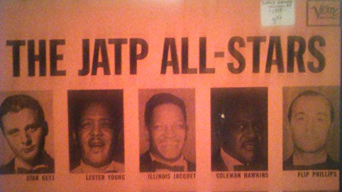 THE JATP ALL-STARS AT THE OPERA HOUSE ()