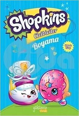Shopkins Cicibiciler Boyama 5 9786053849766 Amazoncom Books