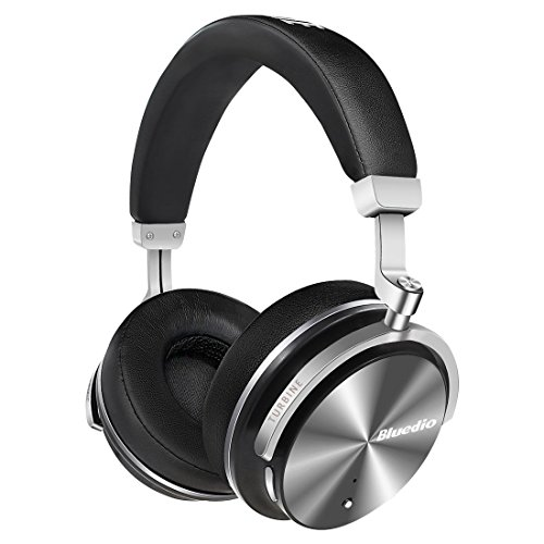 Click to buy Bluedio T4S Active Noise Canceling Wireless Bluetooth Headset Wireless Headphone with Mic - From only $69.95