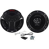 Pair of JVC CS-V628 6.5 2-Way Coaxial Car Audio Speaker Series 250 Watts Peak / 40 Watts RMS per Speaker (500 Watts Peak / 80 Watts RMS per Pair)