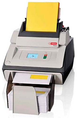 Intimus A00715611 Model TSI 2.5 Office Tabletop Folder and Inserter, Compact Size, Up To 15 Programmable Jobs, Up To 150 Envelopes Per Day, Auto and Manual Modes, Folding Capacity Up - Folder Inserter