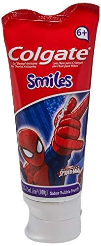 Creme Dental Infantil Spider Man Colgate