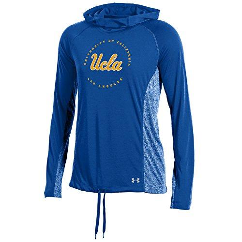 Under Armour NCAA UCLA Bruins Women's Threadborne Training Hood, X-Large, Royal (Drawstring Bruins Ucla Ncaa)