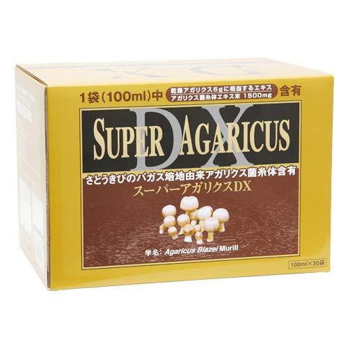 スーパーアガリクスDX 30袋(約30日分)   B0052BGNPS