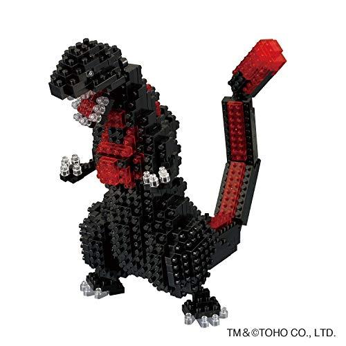 [해외]나노 블록 무지막지 한 2016 NBCC_059 / Nano Block Godzilla 2016 NBCC_059
